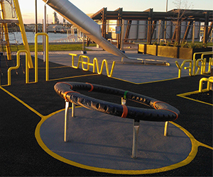 Harts Mill Playground – Port Adelaide