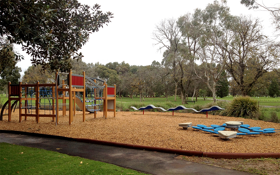 Best Playgrounds in Adelaide - Marshmallow Park - The Beachouse
